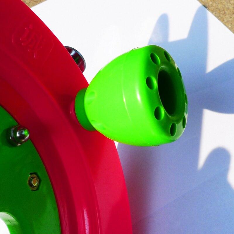 Высокое качество воздушный змей летающий инструмент 22 см колесо с 400 м воздушный змей линия катушка кайтсерф набор бар воздушный змей дети Вэйфан