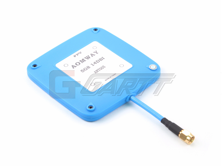 ФОТО Aerial Picture Transmission 58G 14DB wireless planar antenna  helicopter quadrotor diy rc toy