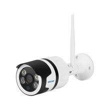 ESCAM QF508 HD 1080P Wireless Wifi IP Camera Outdoor IP66 Waterproof Security Cameras Infrared Bulllet Camera YOOSEE Max 128GB