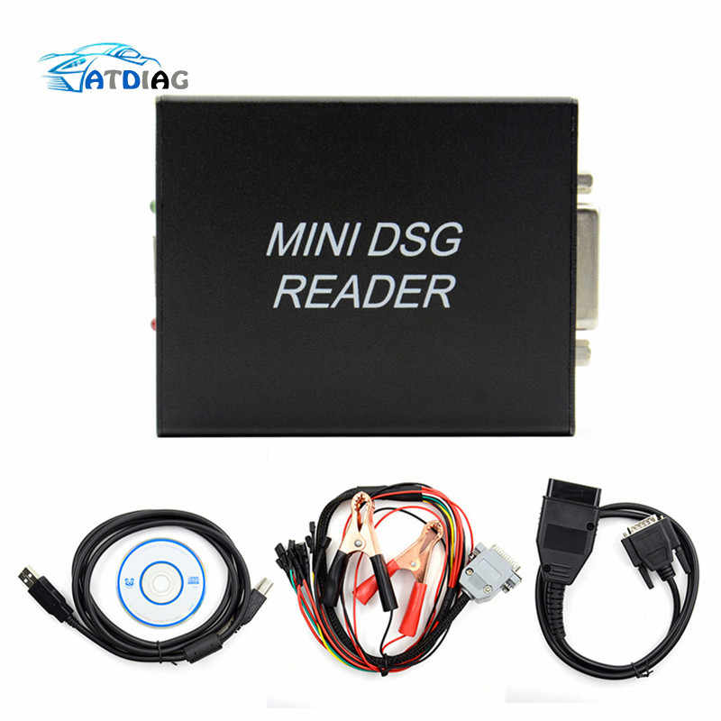 Mini DSG Reader for DQ200 DQ250 Read and Write New VW Dual