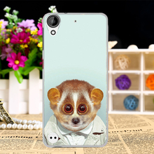 Phone Covers with Funny Animal Prints for HTC