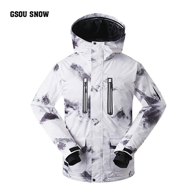 97e3e479e1 Detail Feedback Questions about Gsou Snow Ski Jacket Men s Winter Windproof 30  Degrees Warm Outdoor Sports High Quality Ski Shirt Men s Free Shipping Size  S ...