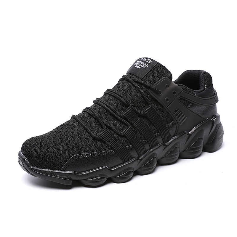Men Running Shoes Stylish Outdoor Breathable Mesh Sport Shoes Man Sneakers Trainers Male Jogging Shoes Walking Zapatillas Sock