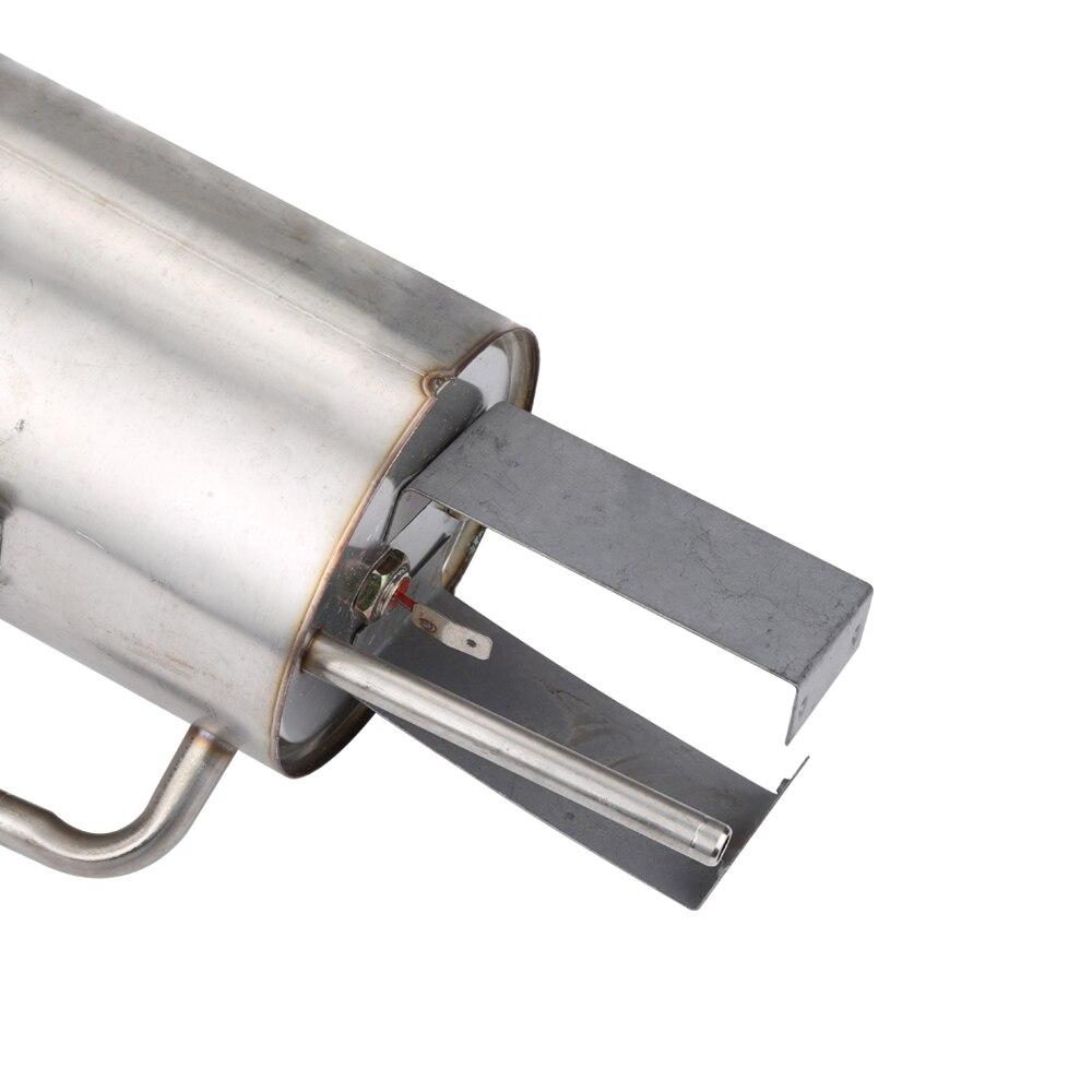 Image 5 - Um Buraco Dispensador de Água Interno Do Tanque de Aquecimento de Aço Inoxidável Forro para Fonte De Águaliner