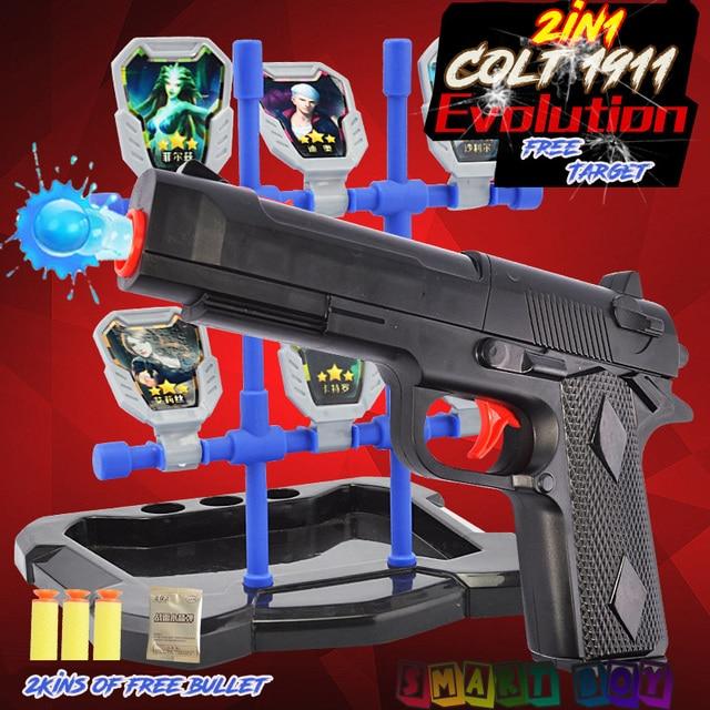 ... Toy Guns Nerf Game 2 ...