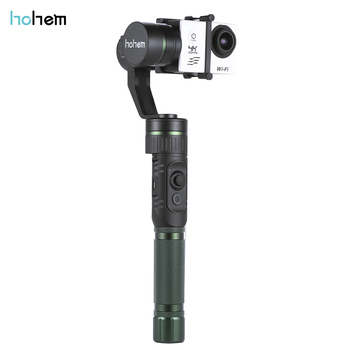 hohem HG3 3 Axis Handheld Stabilizing Gimbal Action Camera Stabilizer for GoPro Hero3 4 for Xiaomi Yi Similar Sports Cameras