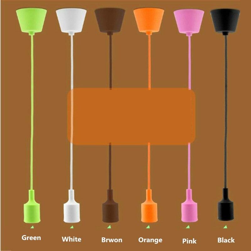 Bases da Lâmpada decoração Colors : 13 Colors(remark or Ship Randomly)