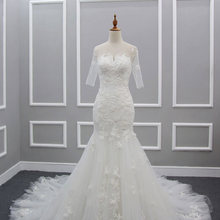 EBDOING Real photo Robe De Mariage Wedding Dresses