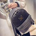 2017 Women PU Leather Backpacks Student Casual Schoolbags Street Style Snake Print Leisure Travel Free Shipping Top Quality P397