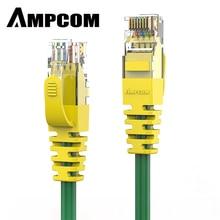 AMPCOM Ethernet Cable RJ45 Cat6 Lan Cable UTP CAT 6 RJ 45 Network Cable Patch Cord (1000Mbps 250Mhz 24AWG) for Desktop Computers цена и фото