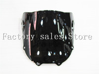 HotSale For Honda CBR 900 RR 893 1994 1995 1996 1997 Black Windshield WindScreen Double Bubble