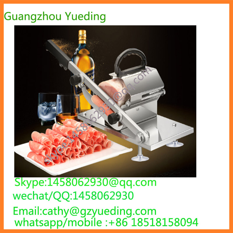 free shipping Cheap Meat Processing Machinery manual hand meat slicer portable meat slicer free shipping Cheap Meat Processing Machinery manual hand meat slicer portable meat slicer