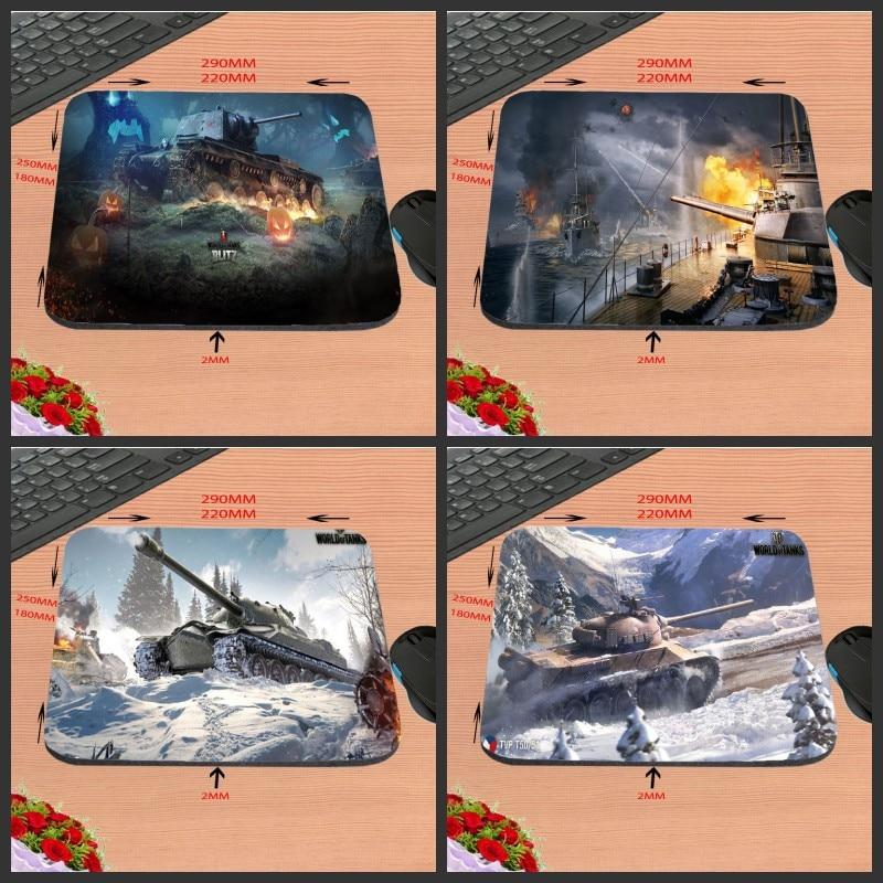 Tank of World Hot Vanzari Sosire Noua Personalizat Cauciuc Gaming Pad - Perifericele computerului