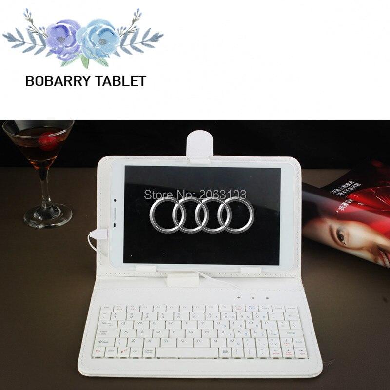 Bobarry 8 pulgadas tablet pc octa core android 5.1 tablet pc 4G LTE teléfono móv