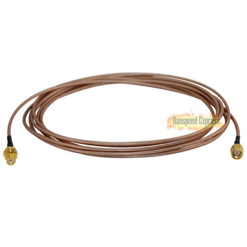 RF Coaxial SMA Male plug to Female Nut Extension Premium Pigitail Cable RG316 3m бур makita b 47949 sds plus 16x450mm