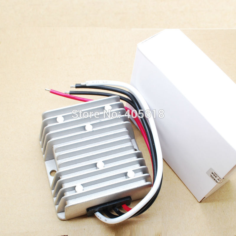 high voltage dc to dc converters 10V36V-24V5A step up converter dc converter