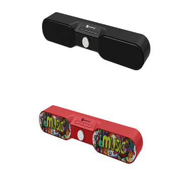 Bluetooth Speaker Soundbar 3D Surround Sound Audio Home Theater Wireless TWS-Connection TV PC Phone Audio Speaker