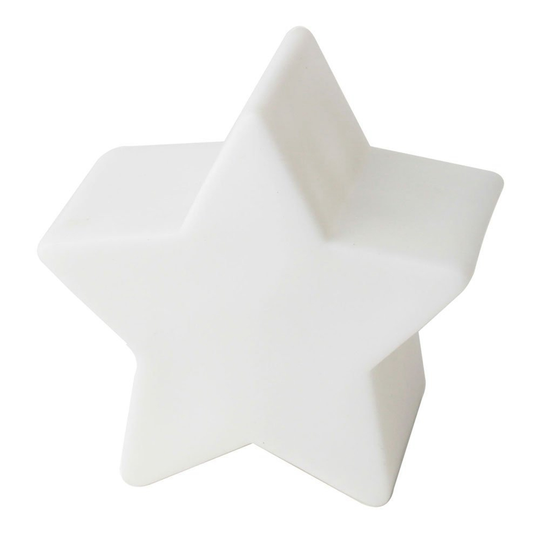 Color Changing LED Star Baby Kid Mood Lamp Night Light Children,Seven Color Changing