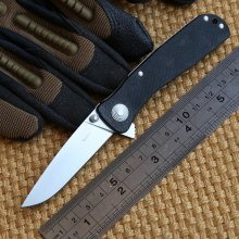 Ben Twitch II G10 Stainless Steel Folding Knife AUS-8 Blade folding Hunting pocket outdoor camping knife knives EDC tool