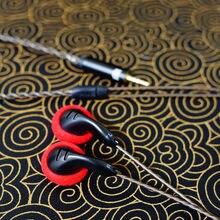 FENGRU DIY PK1 PK2 PK3 In-ohr Flache Kopf Ohrhörer 150ohm Hohe impedanz Kopfhörer HiFi DJ Ohrhörer Schwere Bass Sound Qualität ohrhörer