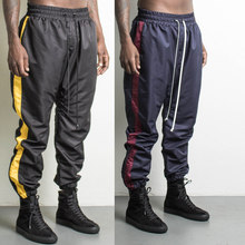 Di alta qualità 2018 jogger pantaloni moda uomo donna Elastico In Vita pantaloni  hiphop high street pantaloni della tuta pantalo. 0494e7670ab0