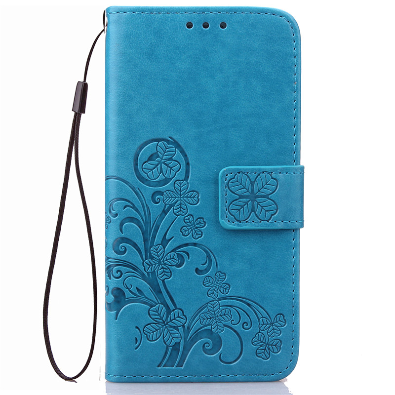 Lyxigt retro läder plånbok för Coque Samsung Galaxy J5 fodral J510 - Reservdelar och tillbehör för mobiltelefoner - Foto 2