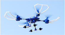 Big Drone W606-2 4D Roll 4CH 2.4G 2MP WIFI Real-time Plane Model Toys RC  Aircraft with LED