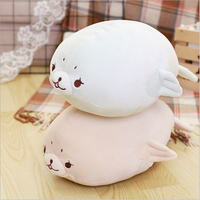 Soft marine animals pillows sea lions children stuffed toys