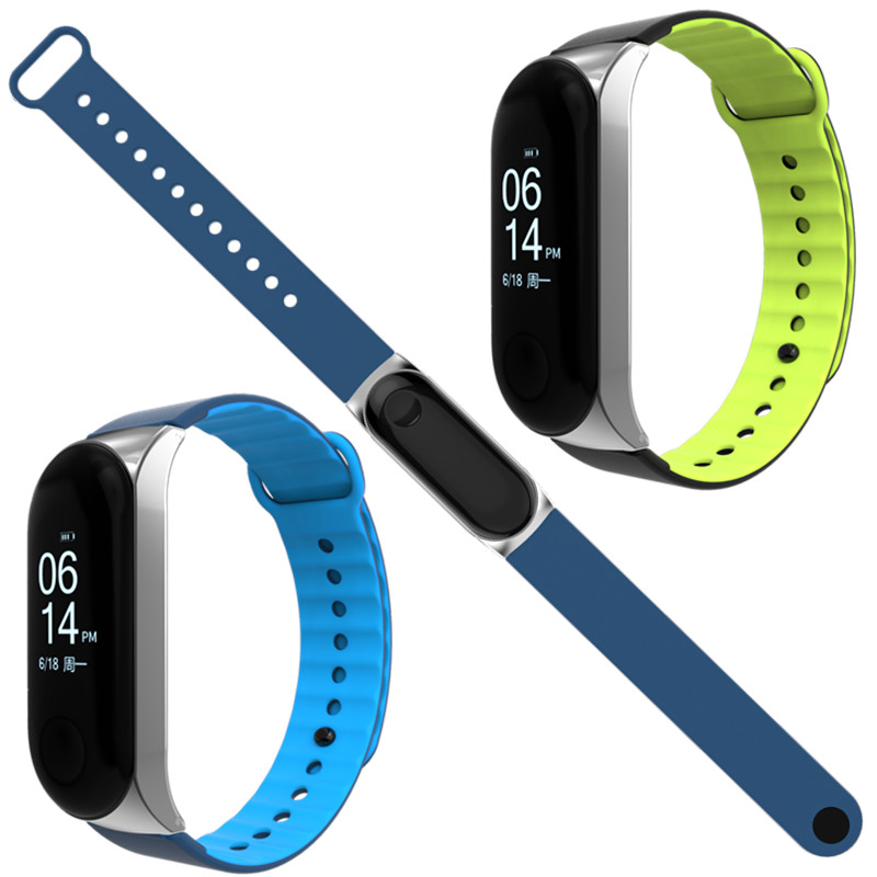 Mi Band 3 strap sport Silicone watch wrist Bracelet miband3 strap accessories Mi band3 bracelet smart for Xiaomi mi band 3 strap kinetics пилка для натуральных ногтей 180 180 white turtle