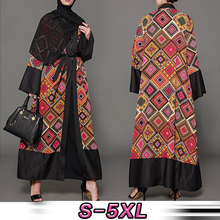 Cardigan Maxi Kimono Wanita