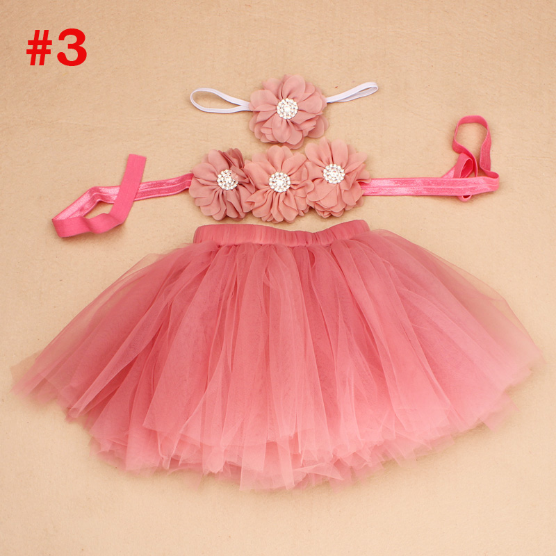 New-Princess-Baby-Tutu-Skirt-with-Matching-Flower-Headband-and-Bra-Top-Little-Girl-Tutus-Photo-Props-Costume-Outfit-TS067-3