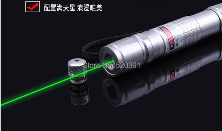 Most Powerful Military 100W mw 532nm Green Laser Pointer Pen Flashlight Lazer Light Focus Burning Burn Cigarettes Hunting