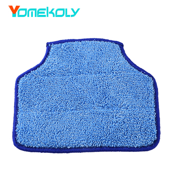 цена на Vacuum Cleaner Mopping Cloth for Neato XV BotVac D85 D80 D75 85 70e Spare Parts Mopping Cleaning Pads Replacement 210*180mm