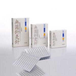 Image 5 - 10boxes of 100pcs Cloud Dragon Acupuncture Needles Non Needle Tubing sterilization Package Version