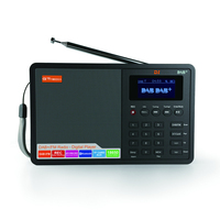 [Genuine] GTMedia D1 DAB + FM RDS Radio 2.4 LCD Color Display BT4.0 Digital Radio DAB FM Alarm