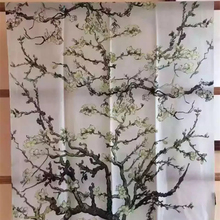 New Woman's Cashmere Scarf Length 79″ 200cm Shawl Elegant Flower Pattern The Original Scarf High Quality Hot Sale SBY167295