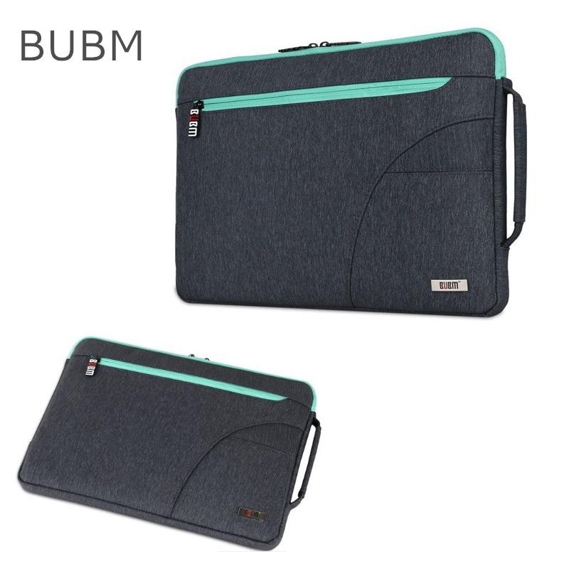 2018 Brand BUBM Messenger Bag For Macbook Air,Pro11,12,13,15 inch,Handbag Sleeve Case 14 inch,15.4