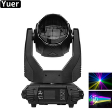 2019 New DJ Equipment 380W Super Beam Moving Head Light Music Color Temperature 8500K/4500K/3200K Heads Disco