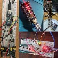 v3 0 Atmega328 Nano V3.0 CH340G Module For Arduino Electronics DIY KIT Atmega328P Development Board Mini USB 5V 16M Micro-controller (5)