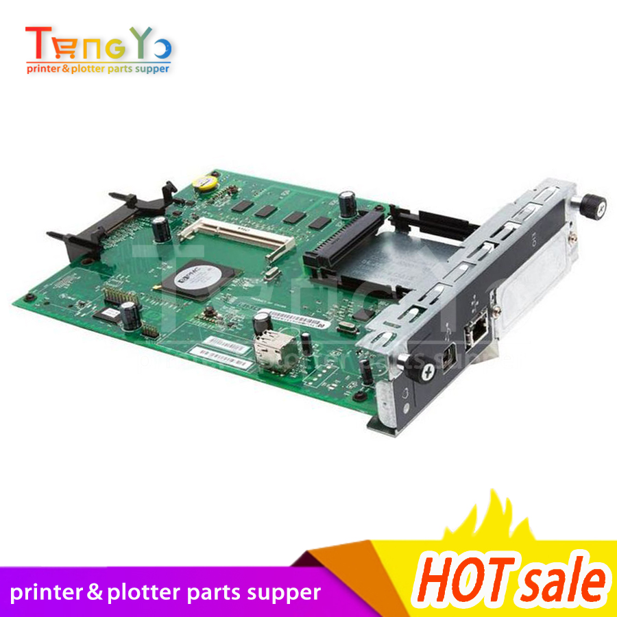 Original CE859 69002 CE859 69001 Logic main board mother board Formatter board for Color laserjet HP3525/CP3525/CP3525dn series-in Printer Parts from Computer & Office    1