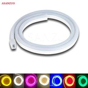 Image 1 - 10m 2835 led flexible strip light Led outdoor flexible neon 220v waterproof IP65 LED Light Strip,60leds/m LED Light Strip