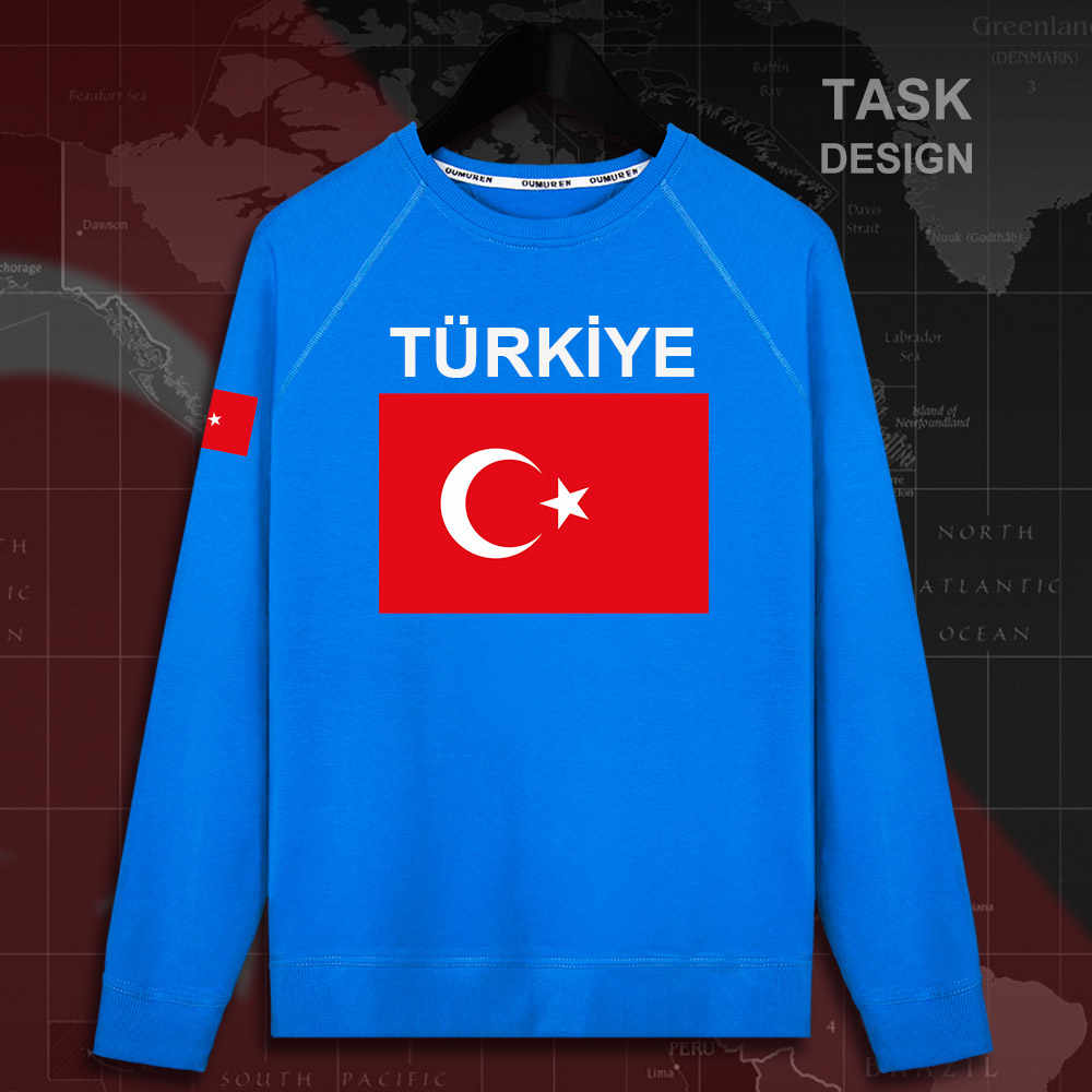 Turkije TUR Turkse Turk TR mens hoodie truien hoodies mannen