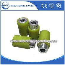 Запасные резиновые ролики для автоматического кабеля провода зачистки машины