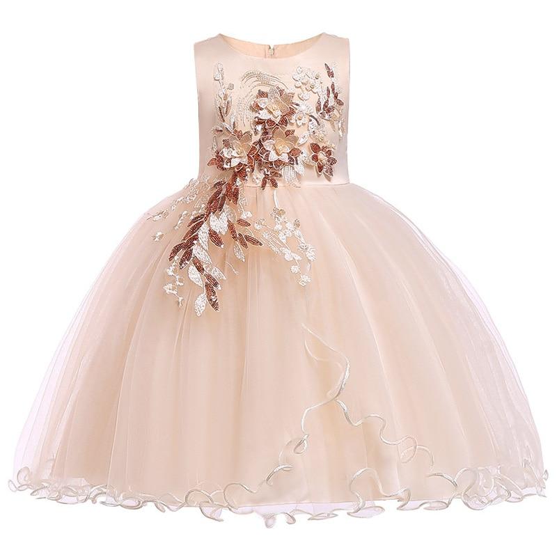 0af2d9c38 Comprar Vestido De Verano Patrón Flor Niña Alta Calidad 3 12 Años ...