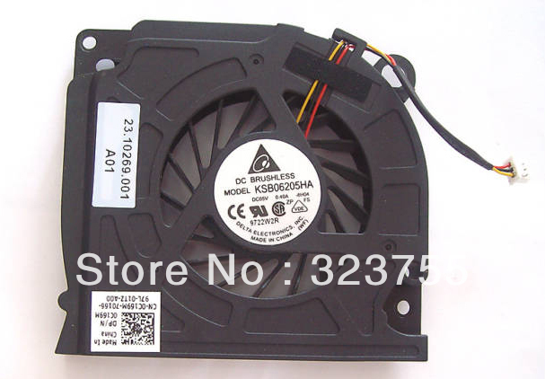 New Cooler cpu Fan for DELL D510 LAPTOP CPU *FREE SHIPPING*
