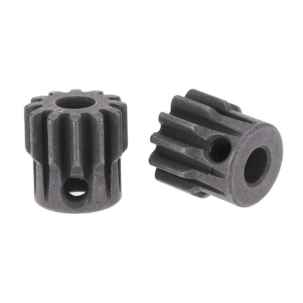 2Pcs M1 5mm 11T/12T/13T/14T Pinion Motor Gear for 1/8 RC Car Brushed Brushless Motor