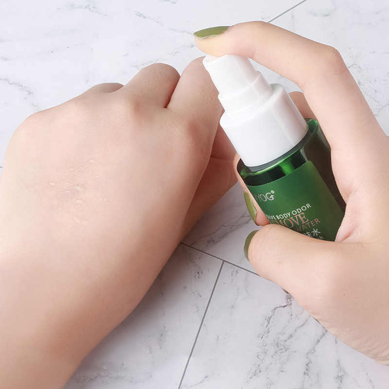 Aloe Deodorante Antitraspirante Spray per Il Corpo Cattivo Odore Remover per Ascelle Ascella Piede OR88