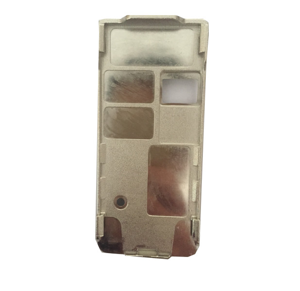 NEW Maintenance Of Rear Base Plate Of Aluminum Plate For Accessories CP1200 CP1300 CP1660 CP1308 Walkie Talkie
