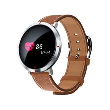 S2 Couple Smartwatch Fitness Tracker Waterproof Sport Bracelet Bluetooth Blood Pressure Heart Rate Information Push Color Screen