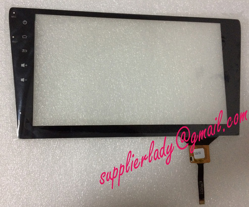 Original and New touch screen ZCC-2953 V1-PEK ZCC-2953 V1 ZCC-2953 for Car DVD free shipping fit 2953